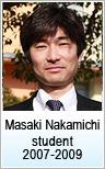 Masaki Nakamichi