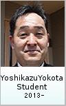 Yoshikazu Yokota